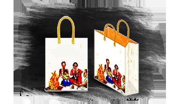 Return Gift to guests- Tamboolam Bag